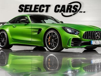 begagnad Mercedes AMG GT R AMG Renntech 700+ hp