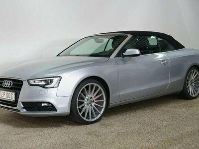 begagnad Audi A5 Cabriolet 2.0 TFSI Euro 6 225hk **VOSSEN FÄLGAR**