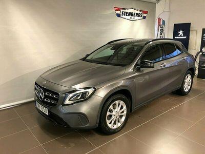 begagnad Mercedes GLA200 D