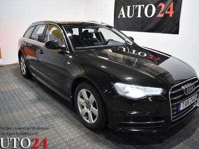 begagnad Audi A6 2,0 Q S-Line D-värmare Drag Automat A