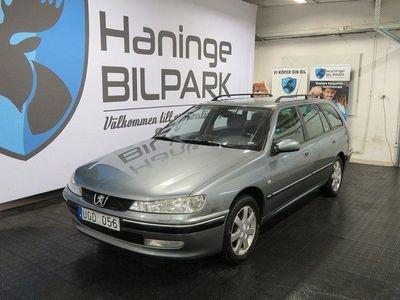 begagnad Peugeot 406 Break 1.8 116hk