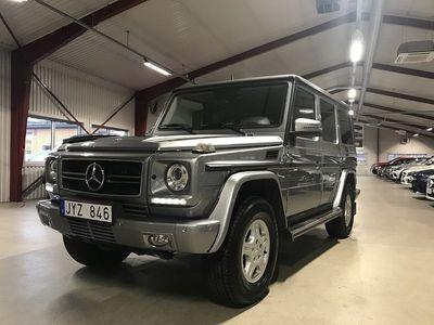 begagnad Mercedes G350 BlueTEC LWB 7G-Tronic 211hk