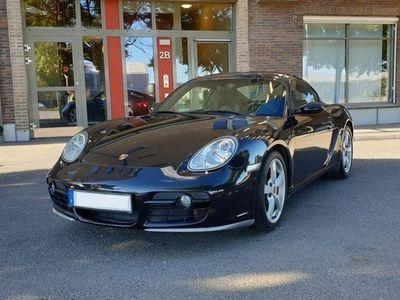 begagnad Porsche Cayman S 2006, Sportkupé 239 000 kr