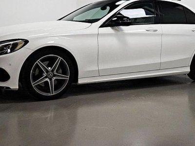 begagnad Mercedes C220 d 4MATIC AMG Sport,