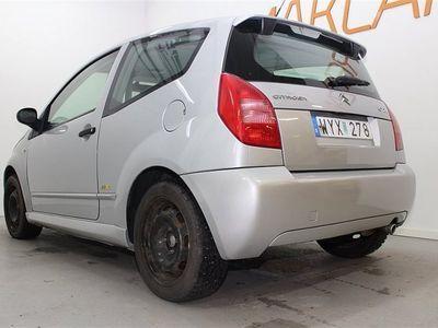 begagnad Citroën C2 1.4 VTR / Nybytt kamrem / Nybesiktad