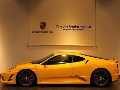 begagnad Ferrari F430 scuderia sv-såld 1 ägare
