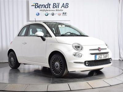 begagnad Fiat 500 1.2 / Glastaklucka / 2321 mil
