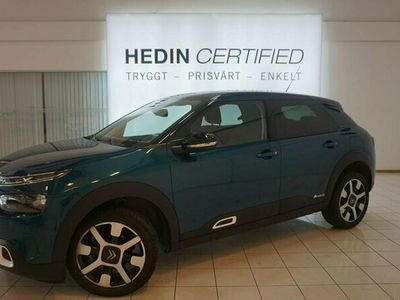 begagnad Citroën C4 Cactus 1,2 SHINE STYLE PACK MOTORVÄRMARE 2018, Sedan Pris 124 800 kr