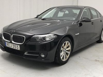 begagnad BMW 520 5-serien d xDrive Sedan, F10