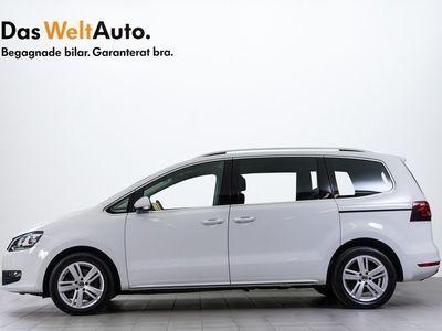 begagnad VW Sharan TDI 150 DSG6/AUTOMAT/ MKT UTRUSTNING
