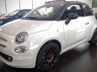 begagnad Fiat 500C 500C 120TH 1.2 69 HK SERIE 7 2020