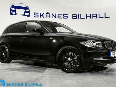 begagnad BMW 120 i 5-door Steptronic Advantage 170hk