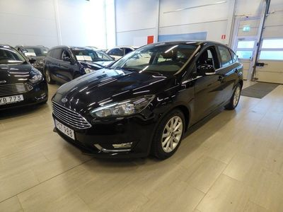begagnad Ford Focus 1.0 EcoBoost SelectShift Euro 6 125hk