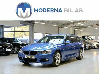 begagnad BMW 330 i xDrive Touring M-Sport DRAG AUT EU6 2017, Kombi Pris 247 900 kr