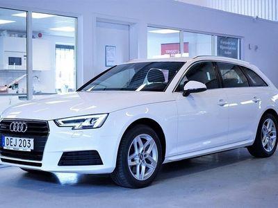 begagnad Audi A4 Avant 3.0 TDI V6 272hk EU6 Quattro Drag Matrix
