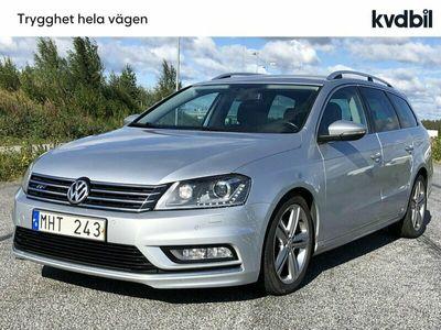 begagnad VW Passat Variant 2.0 TDI BlueMotion Technology 4Motion (177hk)