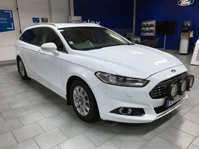 begagnad Ford Mondeo Business Kombi 2.0 TDCi 180hk AWD Aut