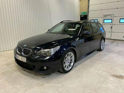 begagnad BMW 525 i/AUTOMAT/M-Sport/218HK