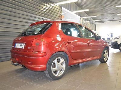 begagnad Peugeot 206 5-dörrar 1.6 XS 109hk