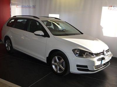 begagnad VW Golf Variant 1.2 TSI Style Euro 6 110hk