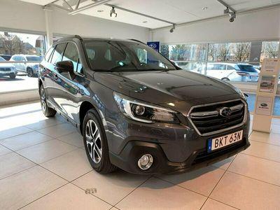 begagnad Subaru Outback 2.5 Ridge, Demobil 2020, Kombi 319 700 kr
