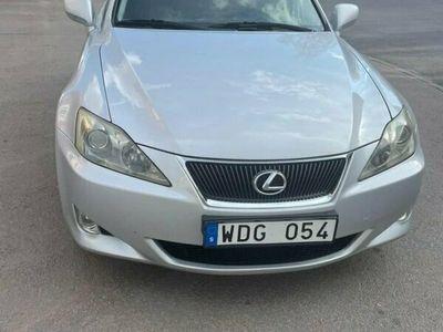 begagnad Lexus IS220d