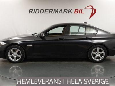 begagnad BMW 535 i Sedan Navi Skinn Taklucka Drag HiFi 306hk
