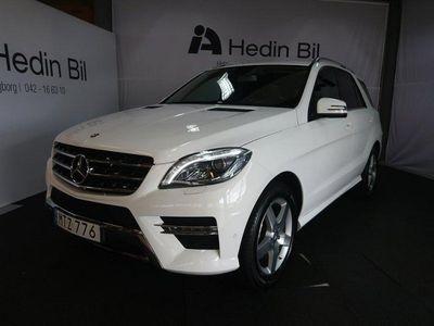 brugt Mercedes ML350 BlueTEC 4MATIC 7G-Tronic Plus AMG Sport Euro 6 258hk