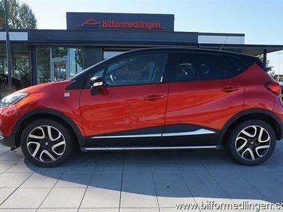 begagnad Renault Captur 0.9 TCe 90hk Navi Dragkrok Sve