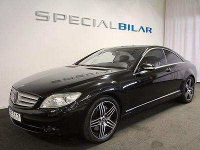 begagnad Mercedes CL500 7G-Tronic 388hk Lucka mk