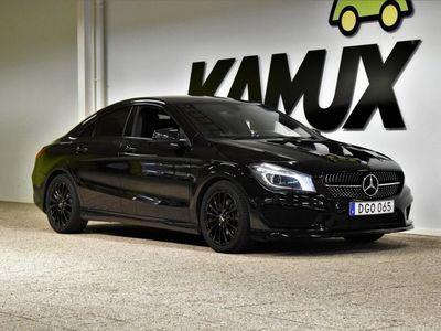 begagnad Mercedes CLA250 Aut | AMG Night | S&V-Hjul | 211hk