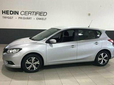 begagnad Nissan Pulsar AUTOMAT GPS BACKKAMERA VINTERHJU 2016, Halvkombi Pris 124 900 kr