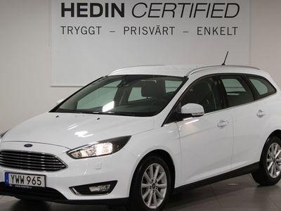 begagnad Ford Focus Titanium 1.0T 100hk Ecoboost
