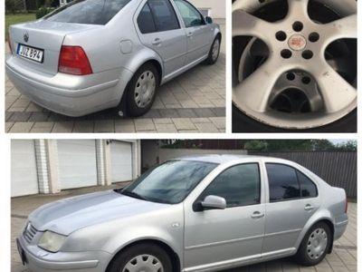 gebraucht VW Bora 1,6 -00