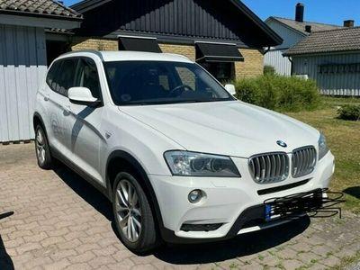 begagnad BMW X3 XDRIVE 3.0D