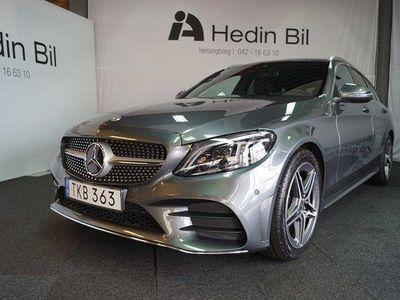 begagnad Mercedes C200 Kombi AMG Paket / Premium