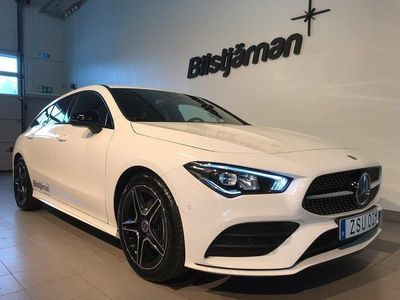 begagnad Mercedes CLA180 Shooting Brake 7G-DCT A