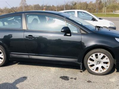 used Citroën C4 Coupe -05