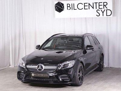 begagnad Mercedes C43 AMG AMGBurmester / Panorama