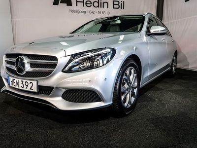 brugt Mercedes C220 D KOMBI Eventbil