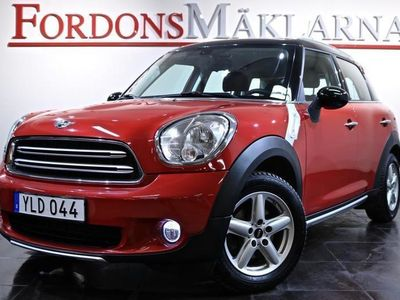 usata Mini Cooper Countryman ALL4 AUT 5-SITS 3-ÅRS -16
