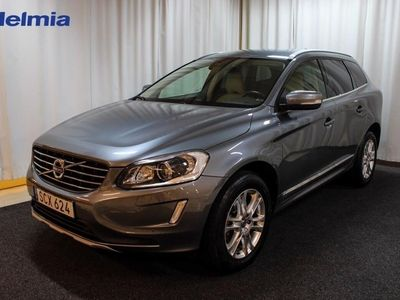 begagnad Volvo XC60 D4 AWD Summum Business E