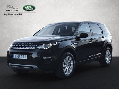 begagnad Land Rover Discovery Sport 2.2 SD4 4WD Automat HSE 7-sits 2015, SUV 269 900 kr