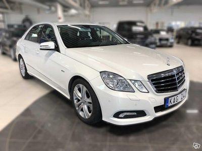 begagnad Mercedes E350 CDi Avantgarde 231hk, Drag, Fullservad,