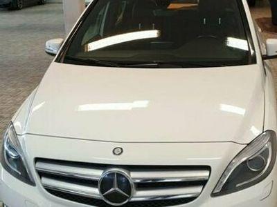 begagnad Mercedes B180 246CDI