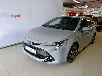 begagnad Toyota Corolla Touring Sports Hybrid Teknikpaket l DEMOBIL l