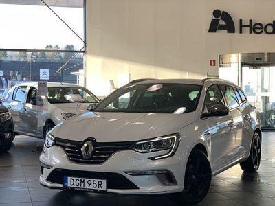 begagnad Renault Mégane GT Line TCE 140 EDC *DEMOBIL* V-HJUL INGÅR