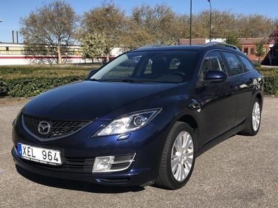 begagnad Mazda 6 2.0 Kombi (147hk)