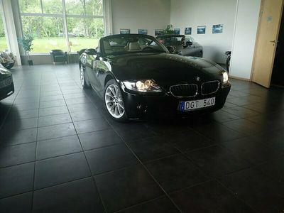 begagnad BMW Z4 2.0i 150hk