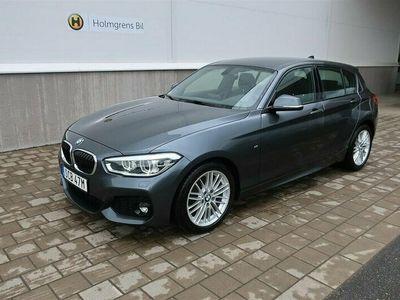 begagnad BMW 118 i 5D Model M Sport